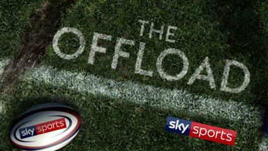 The Offload is live on Wednesday at 7.30pm