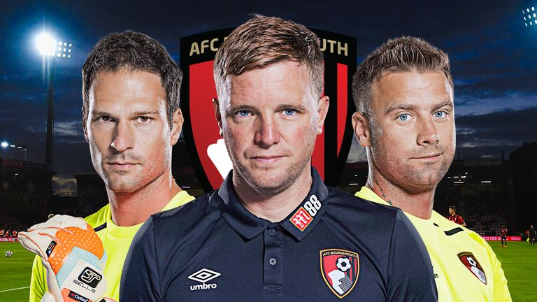 Bournemouth are leading the way in goalkeeper training technology