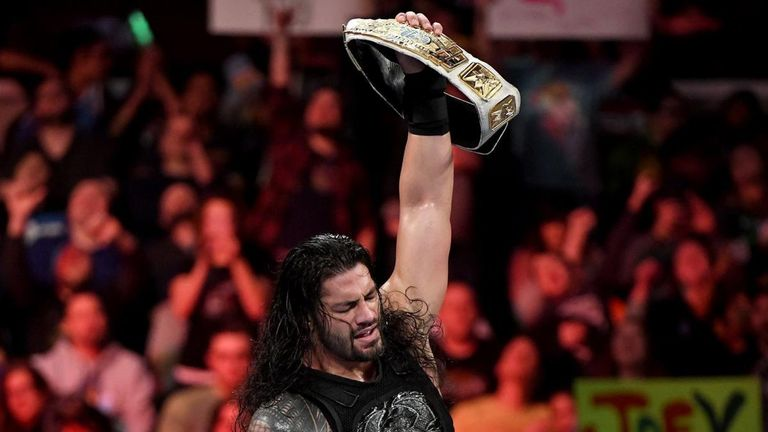 Roman Reigns had his third excellent match in three weeks