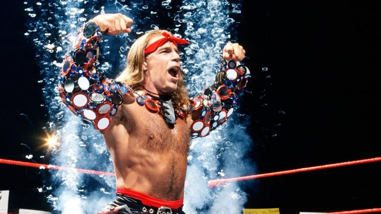 Shawn Michaels is regarded as one of the greatest wrestlers of all time