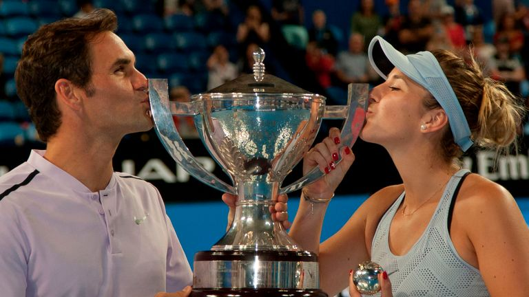 Germany improves to 2-0 at Hopman Cup with win over Canada
