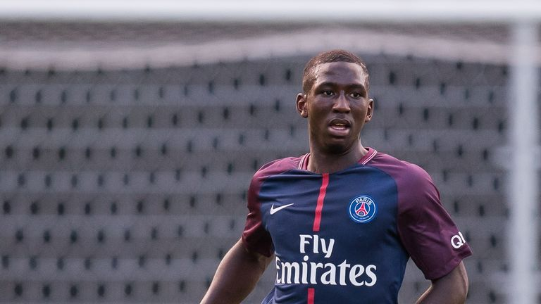 Chelsea are tracking PSG youngster Abdourahmane Barry