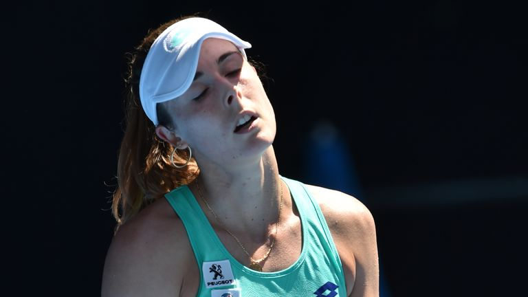 Alize Cornet vows to battle the ITF after missed drug tests