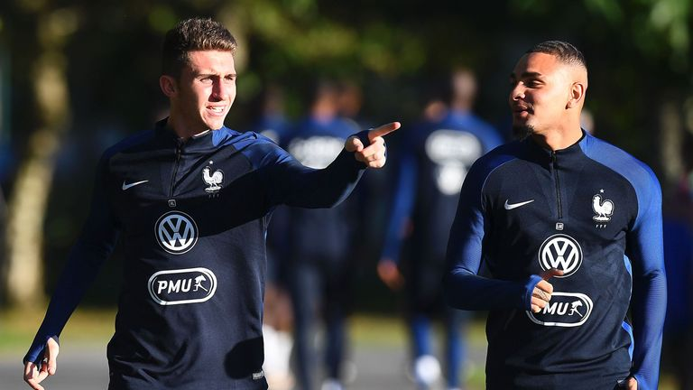 Aymeric Laporte will become Manchester City's club-record signing