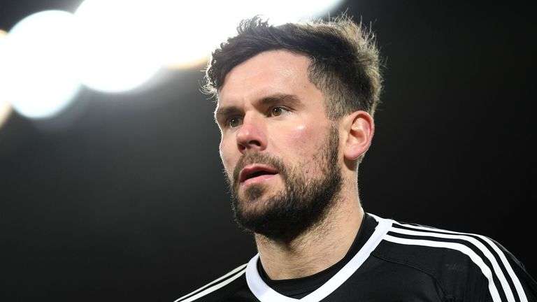 Ben Foster reportedly missed West Brom's pre-season training camp in Portugal