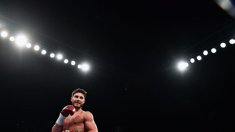 Josh Kelly is one to watch in 2018, according to The Panel