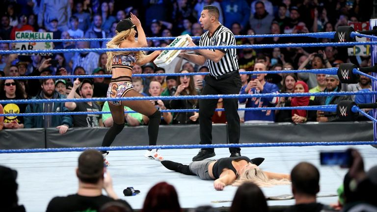 WWE Smackdown: Styles and Nakamura team up against Owens, Zayn