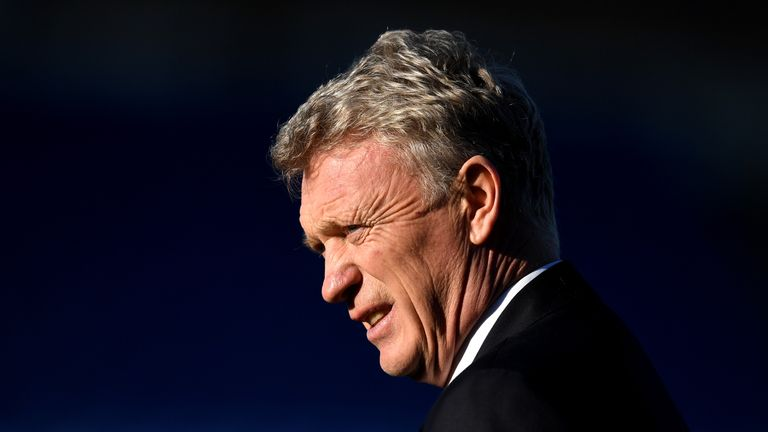 West Ham boss David Moyes insists the club has open transfer policy