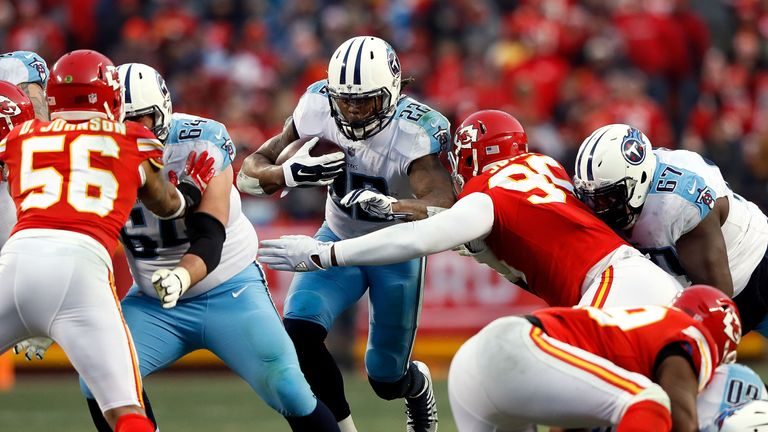 QB Marcus Mariota Guides Titans to Improbable Win