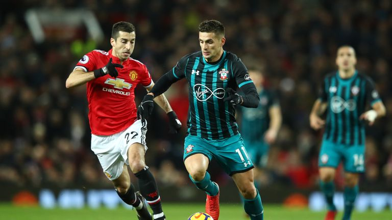 Dusan Tadic could be set to leave Southampton this summer
