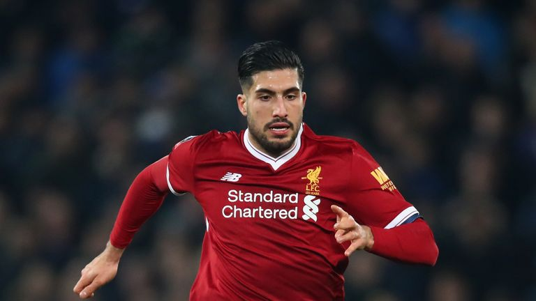 Emre Can insists he hasn't made a decision over his future yet