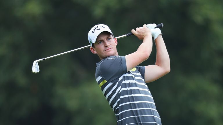 Paisley carded a blemish-free six-under final round