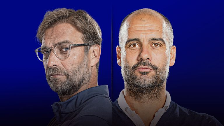 Man City face Anfield test as they chase down the invincibles