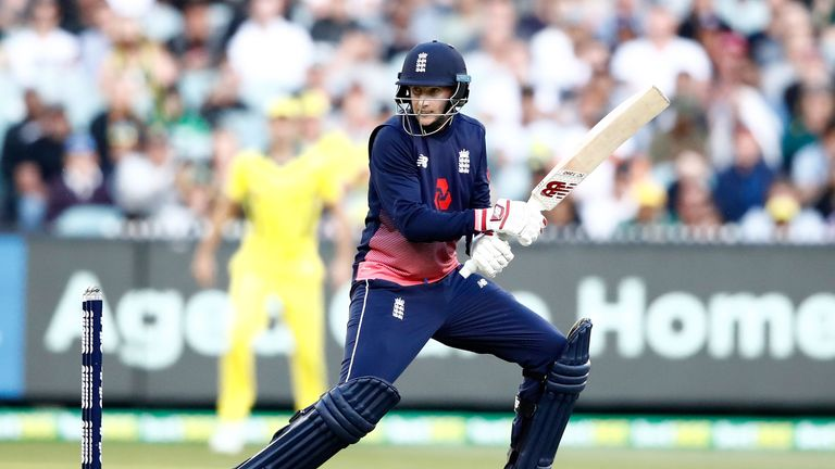 Joe Root played his supporting role to perfection