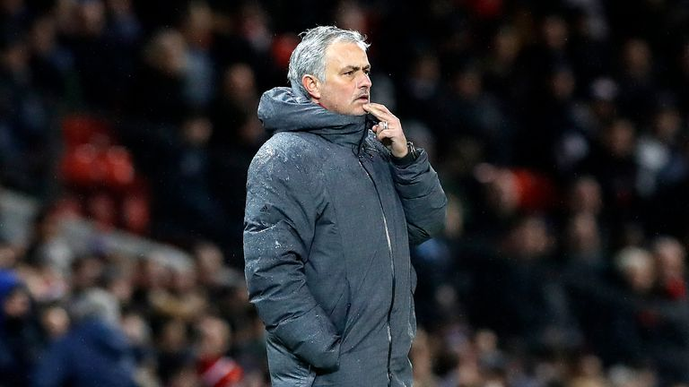 Jose Mourinho's Man Utd won 4-0 at Yeovil