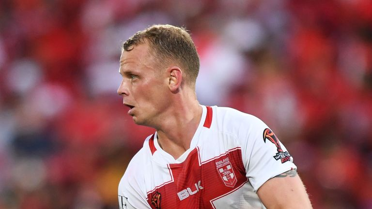 Kevin Brown has retired from international rugby league