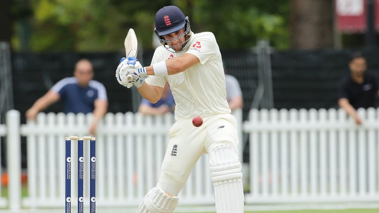 Liam Livingstone has replaced Gary Ballance in the squad to face New Zealand