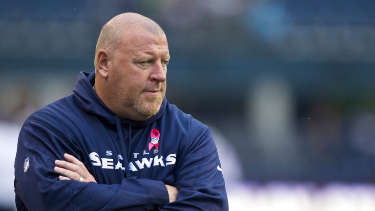 Tom Cable releases statement after Seahawks relieve him of duties