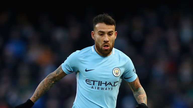 Nicolas Otamendi has been full of praise for Man City manager Pep Guardiola