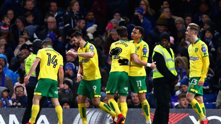 Norwich City took Chelsea to penalties in midweek