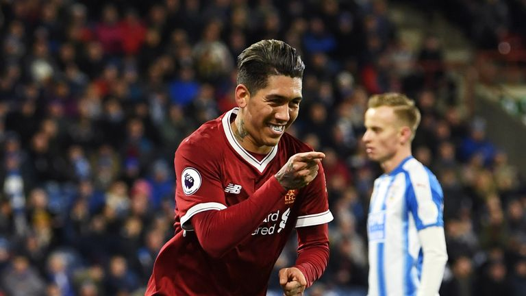 Roberto Firmino joined Liverpool from Hoffenheim in 2015