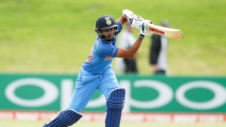 Thrashing Papua New Guinea By 10 Wickets, India Enters Quarters