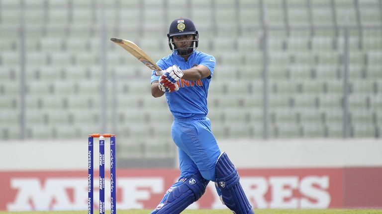 Rishabh Pant slams 32-ball 100, fastest by an Indian