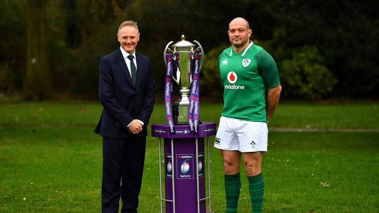 Ireland will be getting their hands on the trophy on Saturday, but will it be a Grand Slam.