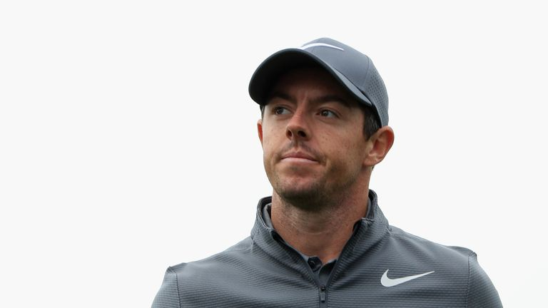 Rory McIlroy is playing in eight tournaments before the first major of the year