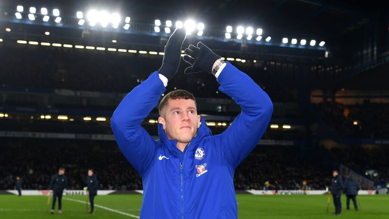 Ross Barkley Outlines Ambitions To Become 'world Class' At