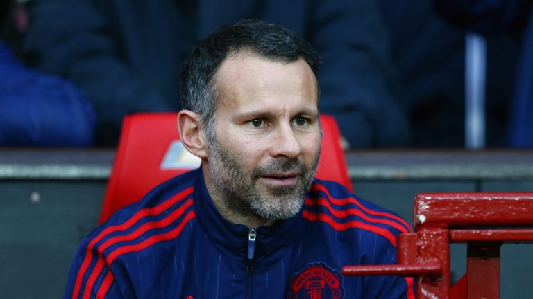 Wales name Giggs as manager