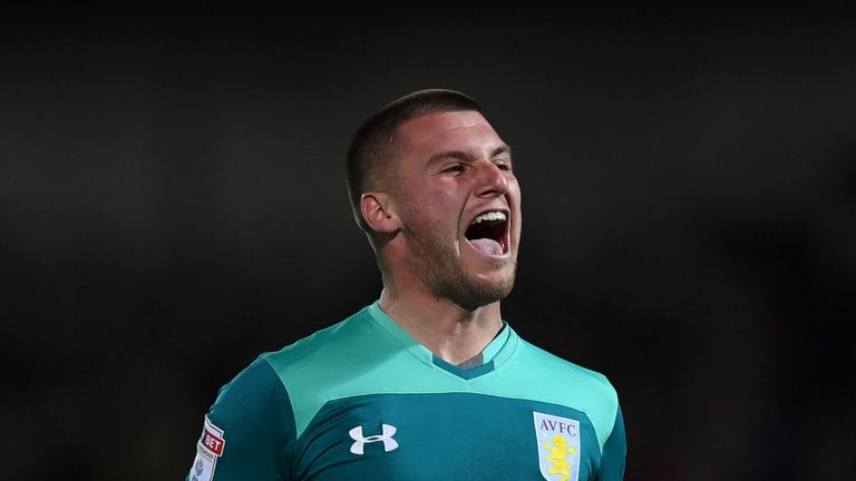 Sam Johnstone is on loan from Manchester United