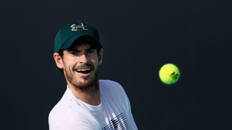Andy Murray to miss Australian Open with hip injury