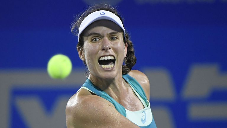 Konta disagrees with comments made by Court