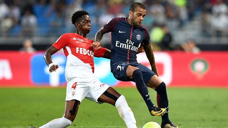 Terence Kongolo: Huddersfield set to sign Monaco defender on loan