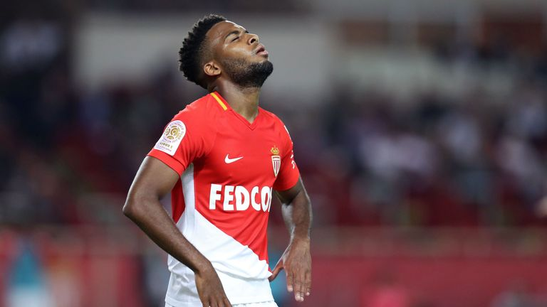 Lemar was linked with Arsenal and Liverpool last season
