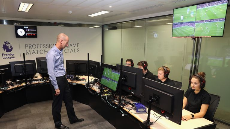 Mike Riley will be overseeing the entire operation from the PL Match Centre.