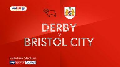 Derby 0-0 Bristol City