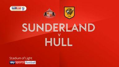 Sunderland 1-0 Hull