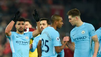 Manchester City face Basel in the last 16 of the Champions League