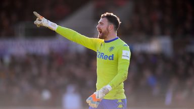 Leeds have been reluctant to allow Andy Lonergan to leave