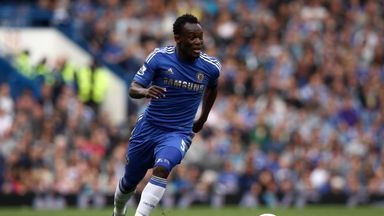 A statue of Michael Essien in Ghana has caused a stir