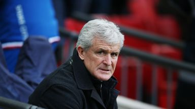 fifa live scores - Mark Hughes a possible contender for Southampton vacancy