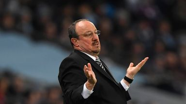 fifa live scores - Rafael Benitez says Newcastle need to learn to manage games better