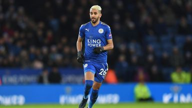 fifa live scores - Claude Puel expects 'good man' Riyad Mahrez to be welcomed back by Leicester squad