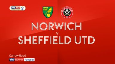Norwich 1-2 Sheffield United