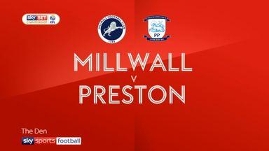 Millwall 1-1 Preston