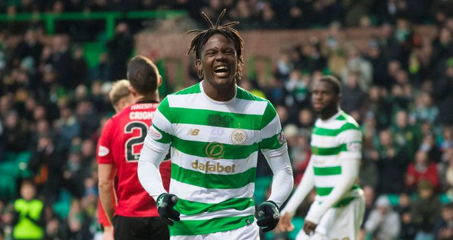 Celtic reject Fulham offer for Dedryck Boyata