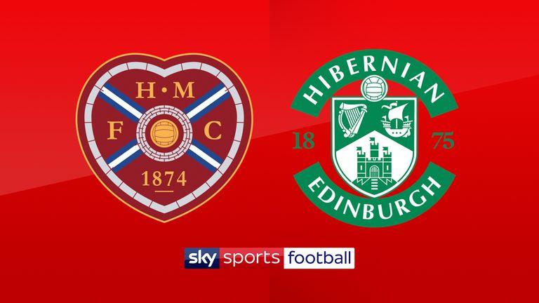 Hearts v Hibernian