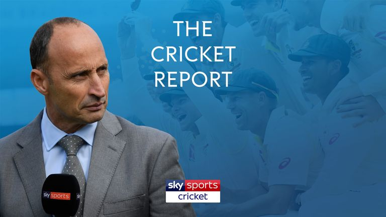 Nasser Hussain, The Cricket Report, Ashes